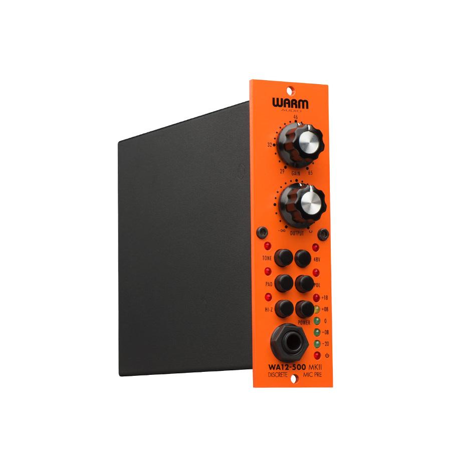 ปรีไมค์สำหรับบันทึกเสียง ยี่ห้อ Warm Audio รุ่น WA12-500MKII