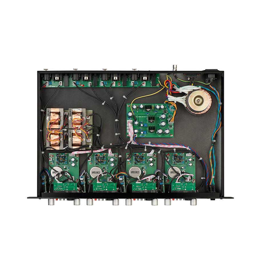 ปรีไมค์สำหรับบันทึกเสียง ยี่ห้อ Warm Audio รุ่น WA-412
