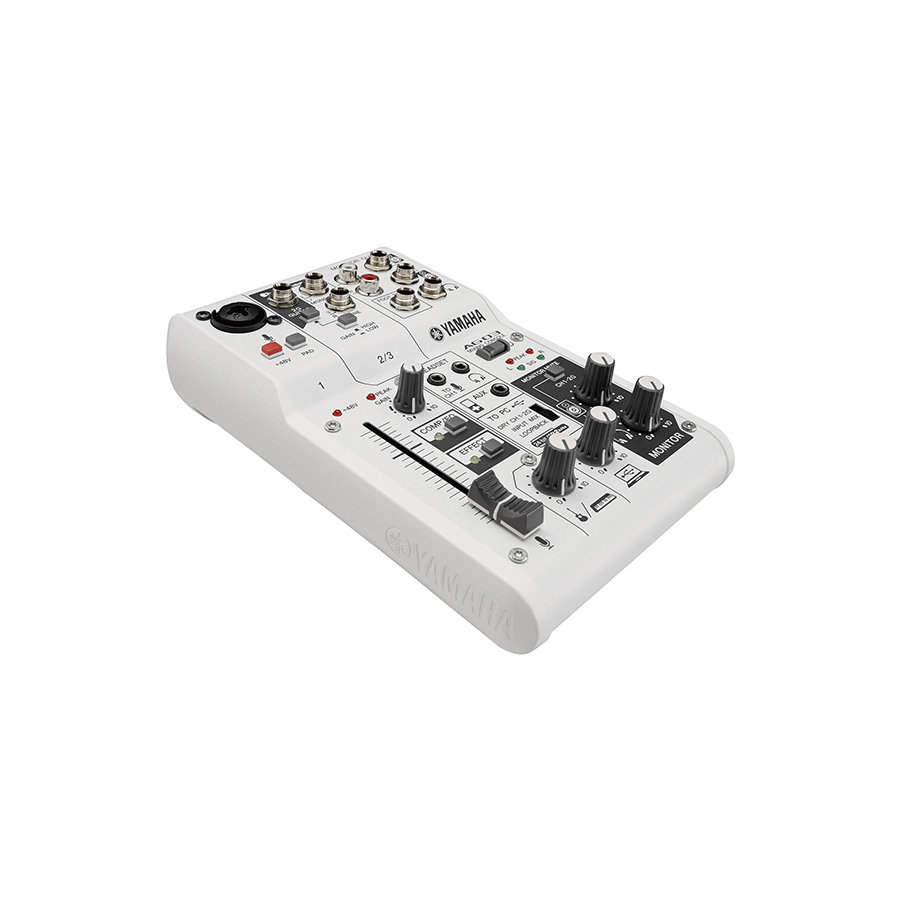 มิกเซอร์อนาล็อก YAMAHA AG03 Mixer&USB Audio Interface