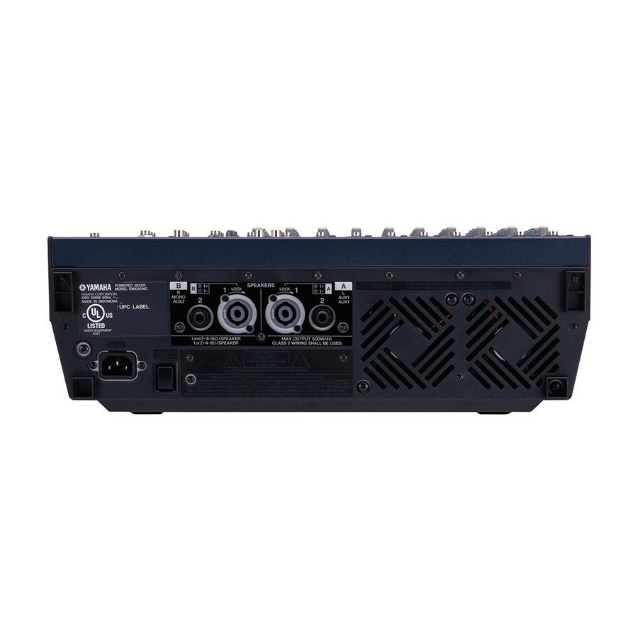 เพาเวอร์มิกเซอร์ YAMAHA EMX5014C Powered Mixer