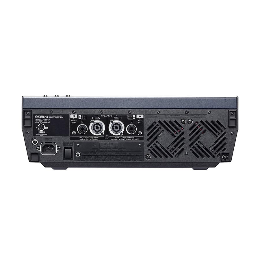 เพาเวอร์มิกเซอร์ YAMAHA EMX5016CF Power Mixer