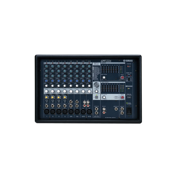 เพาเวอร์มิกเซอร์ YAMAHA EMX512SC Powered Mixer
