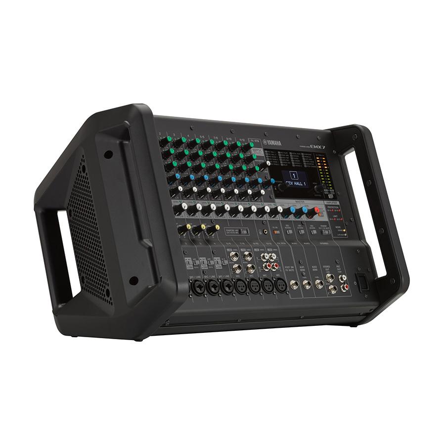 เพาเวอร์มิกเซอร์ YAMAHA EMX7 Powered Mixer
