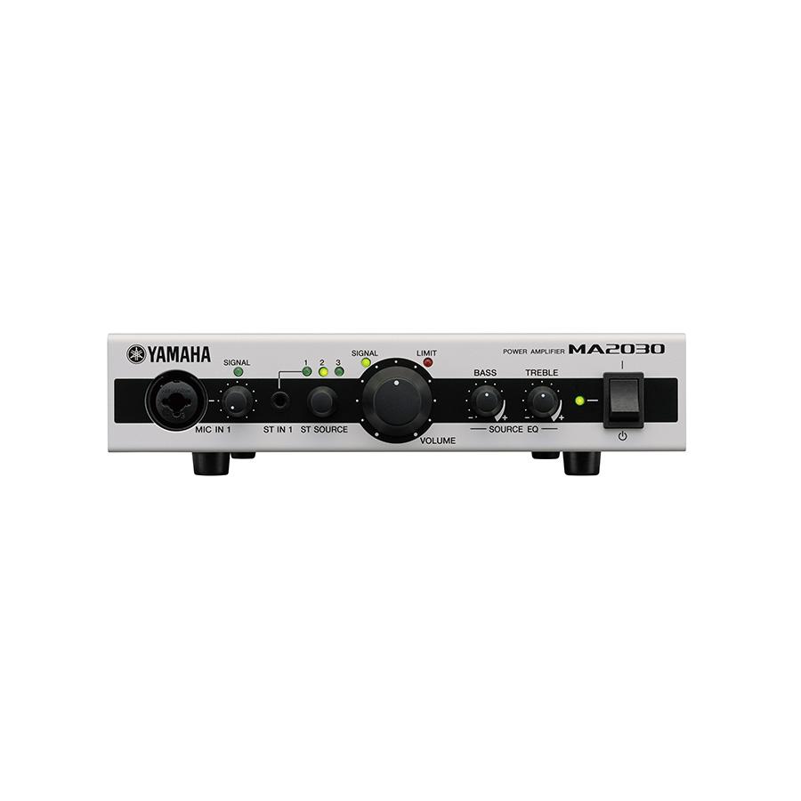 เพาเวอร์มิกเซอร์ YAMAHA MA2030 Power Amplifier