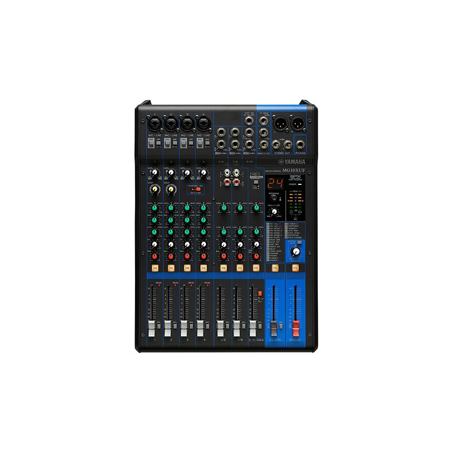 อนาล็อกมิกเซอร์ YAMAHA MG10XUF Mixer with FX