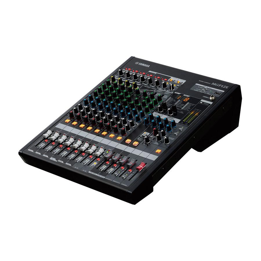 อนาล็อกมิกเซอร์ YAMAHA MGP12X Premium Mixing Console