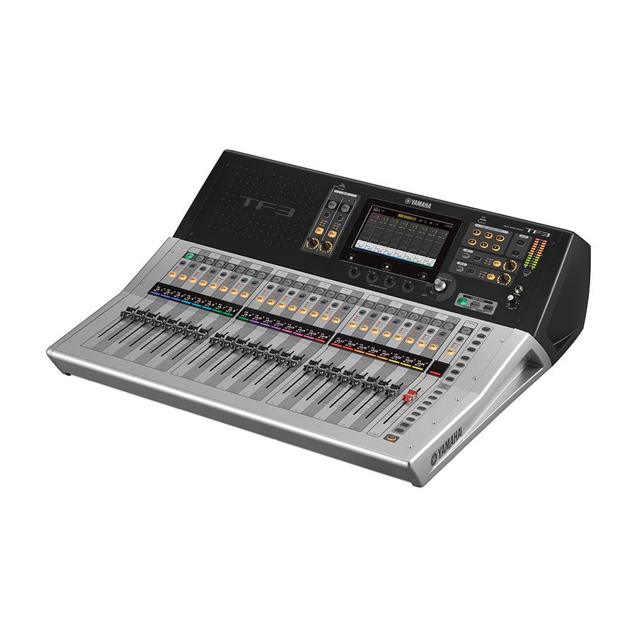 ดิจิตอลมิกเซอร์ Yamaha TF3 Digital Mixing Console
