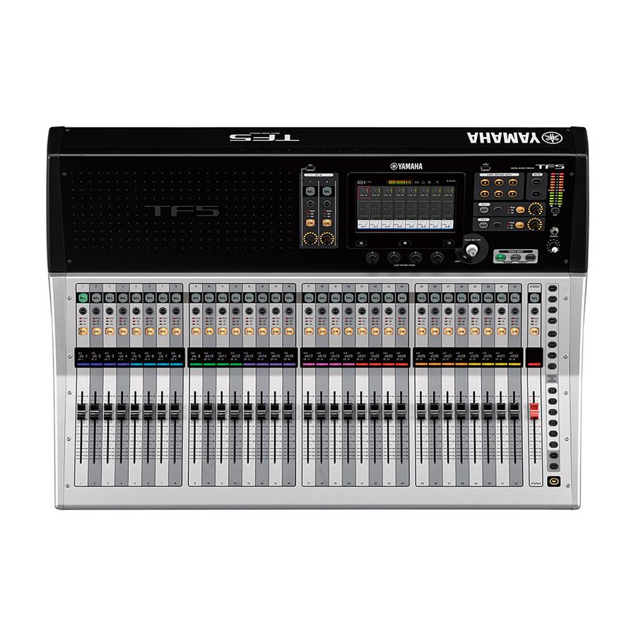 ดิจิตอลมิกเซอร์ Yamaha TF5 Digital Mixing Console