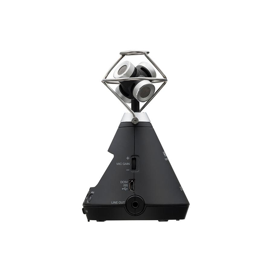 ไมโครโฟนบันทึกเสียง360องศา Zoom H3-VR
