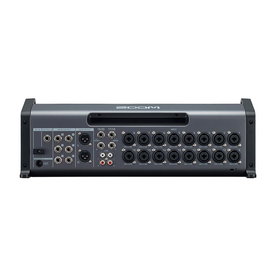 ดิจิตอลมิกเซอร์พร้อมบันทึกเสียง ยี่ห้อ Zoom รุ่น LiveTrak L20R