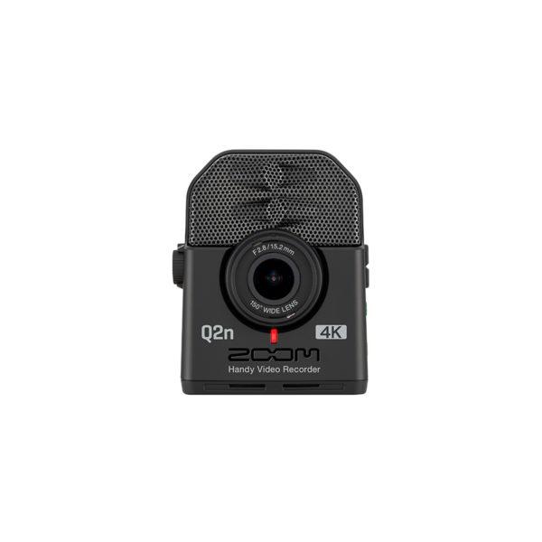 กล้องวีดีโอสำหรับบันทึกภาพและเสียง ยี่ห้อ Zoom รุ่น Q2n