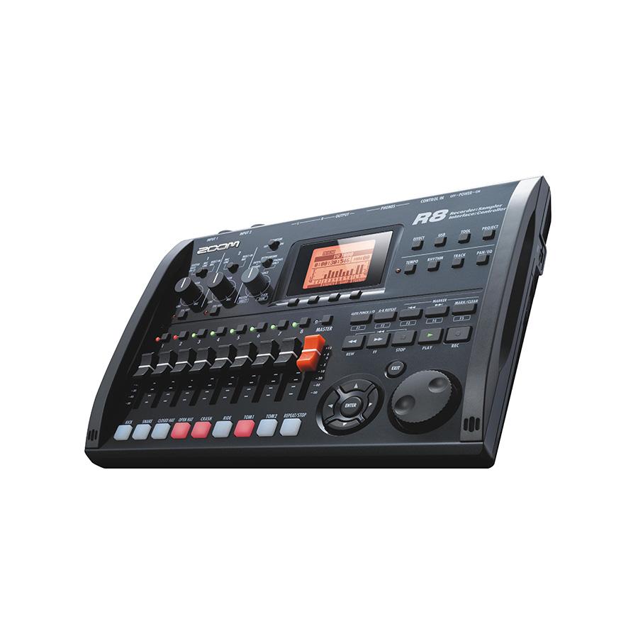 เครื่องบันทึกเสียงแบบดิจิตอล ยี่ห้อ Zoom รุ่น R8 Recorder