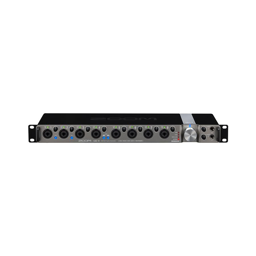 ออดิโออินเตอร์เฟส ยี่ห้อ Zoom รุ่น UAC-8 Audio Interface