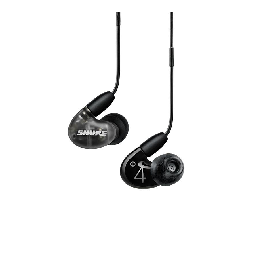 SHURE AONIC 4 Sound Isolating™ Earphones หูฟังอินเอียร์ พร้อมไมโครโฟนและรีโมท