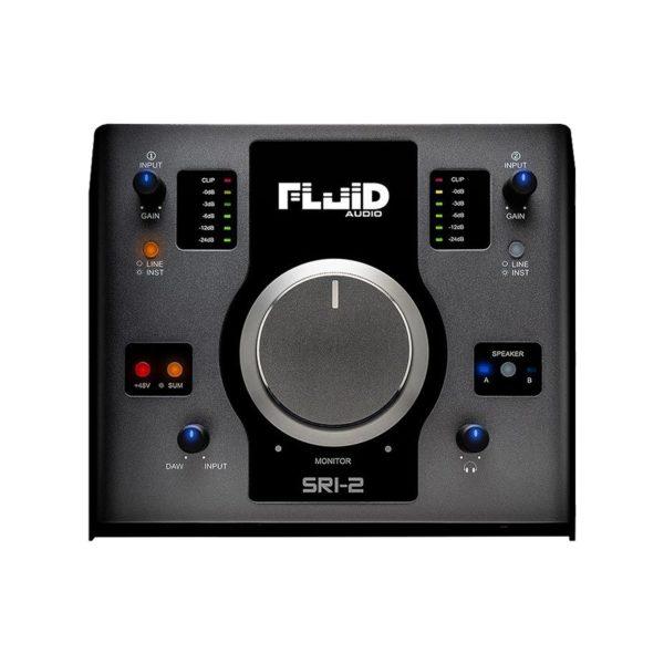 Fluid Audio SRI-2 ออดิโออินเตอร์เฟส