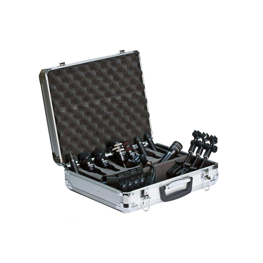 AUDIX DP Elite 8 Drum Microphone Package ไมค์กลองชุด