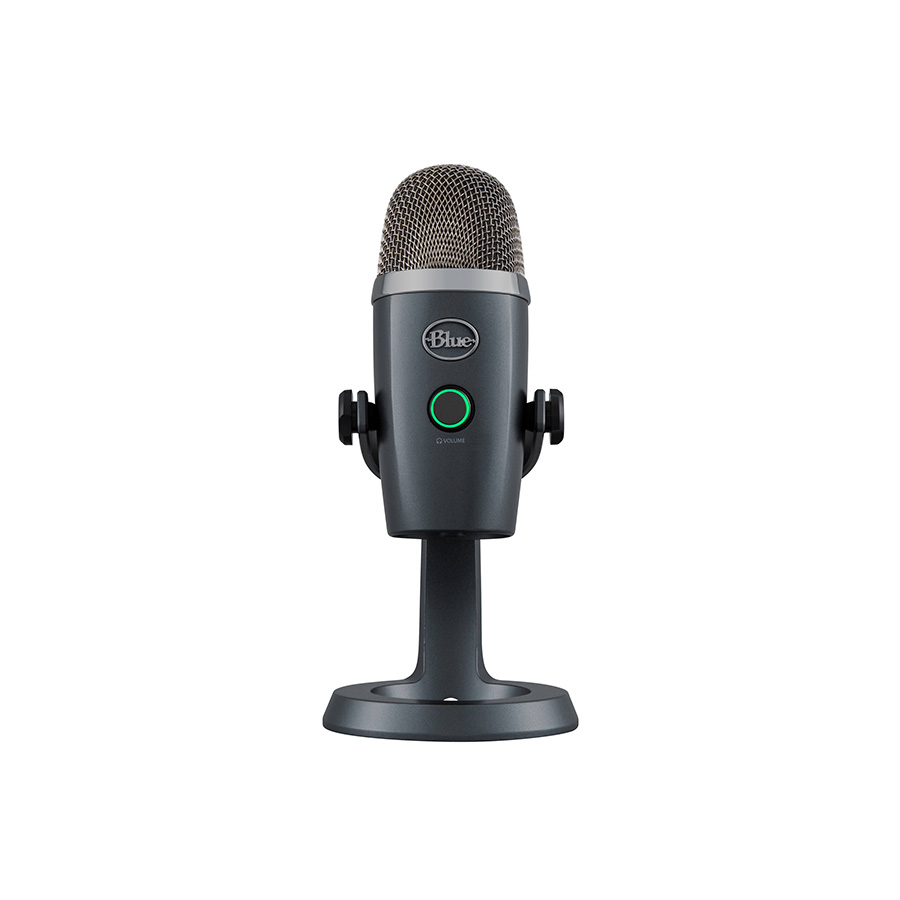BlueMicrophone BlueYeti Nano USB Microphone ไมค์อัดเสียง