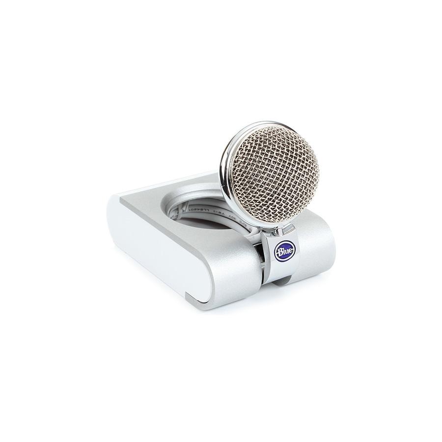 BlueMicrophone BlueSnowflake USB Microphone ไมค์อัดเสียง