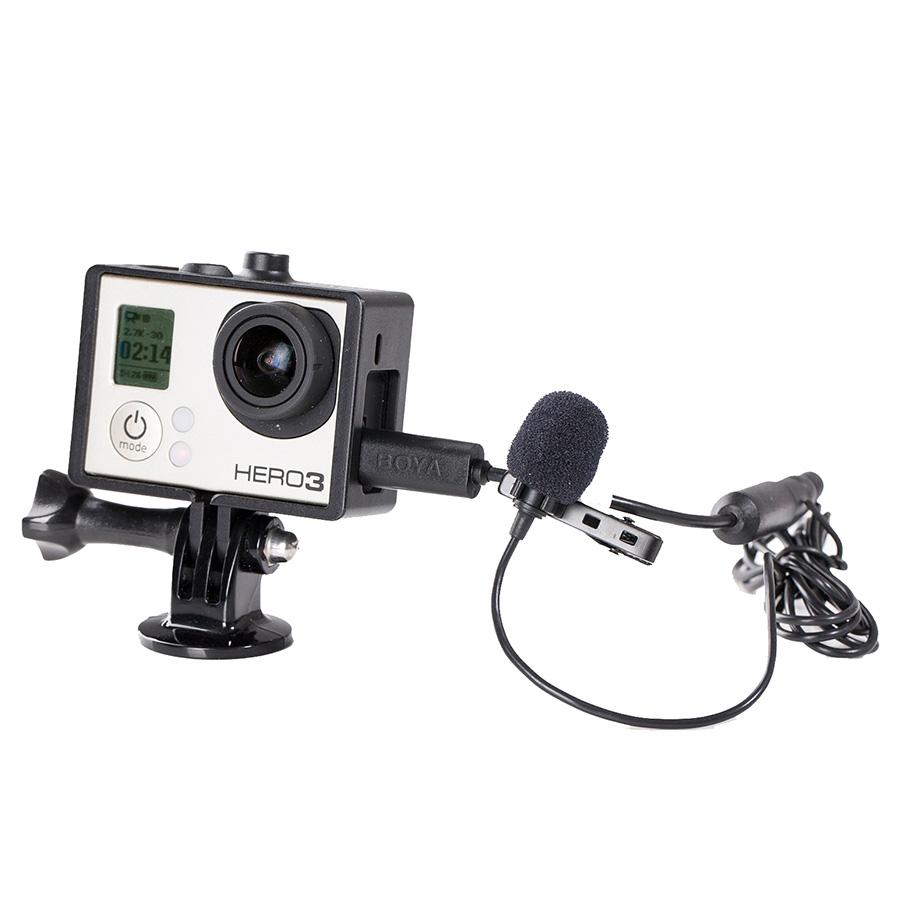 BOYA LM20 Lavalier Microphone ไมโครโฟนแบบหนีบปกเสื้อ