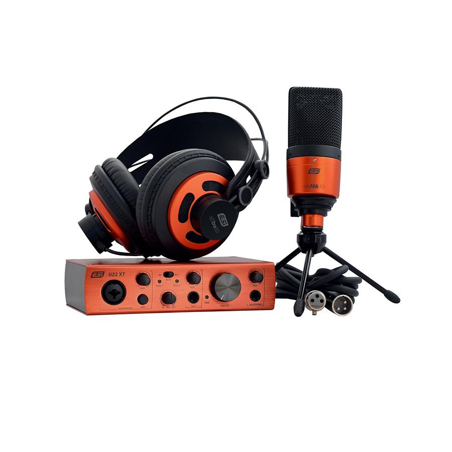 ESI U22 XT cosMik Set Recording Bundle