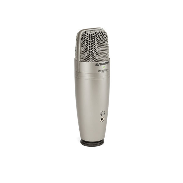SAMSON C01U Pro USBCondenser Microphone ไมโครโฟนUSB