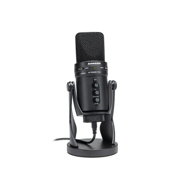 SAMSON G-Track Pro USB Microphone ไมโครโฟน