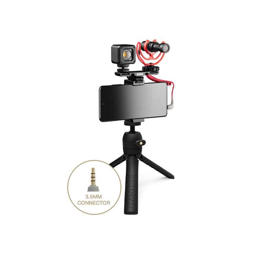 RODE Universal VloggerKit ชุดคิทสำหรับโทรศัพท์มือถือชุด Universal