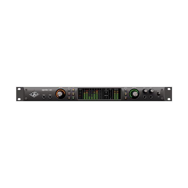 Universal Audio Apollo X6 ออดิโออินเตอเฟส Thunderbolt 3