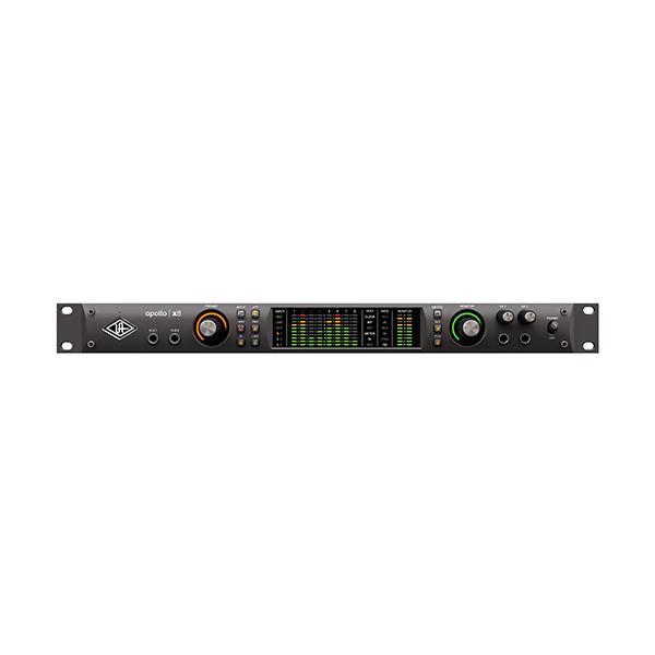 Universal Audio Apollo X8 ออดิโออินเตอเฟส Thunderbolt 3